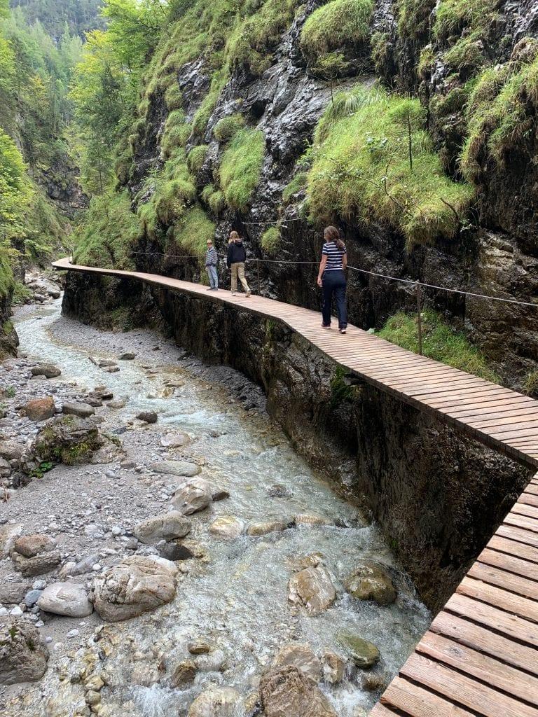 Austria Tyrol st johann hiking paglalakbay