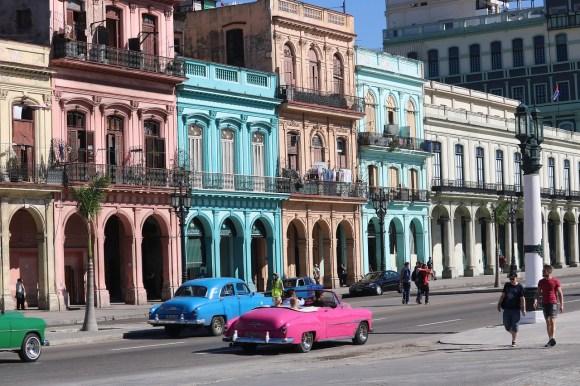 Havana Cuba Biler Rejser