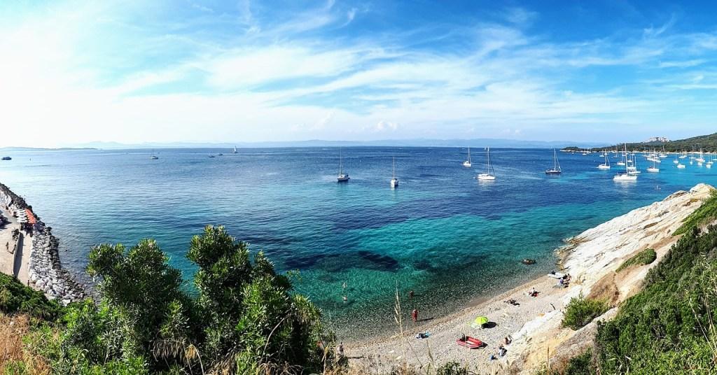 Porquerolles Francia senza auto - niente code - viaggi, isole in europa