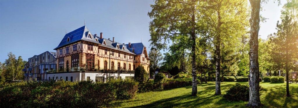 Slovakiet tatra hotel Lomnica rejser