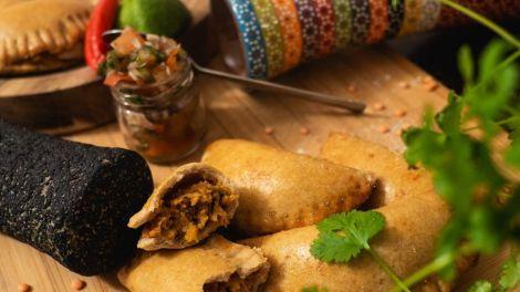 empanadas, food, mad
