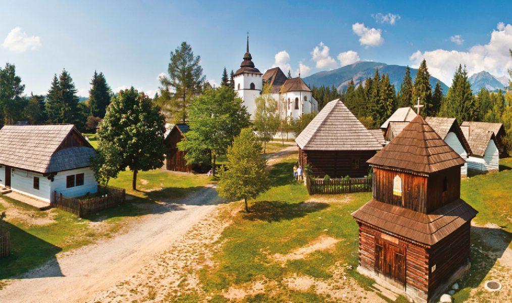 Pribylina, Slovakiet