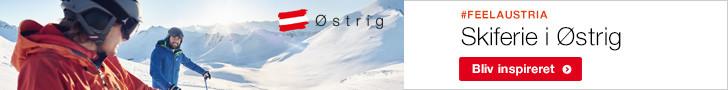 Visit Austria Vinter Banner Rejser