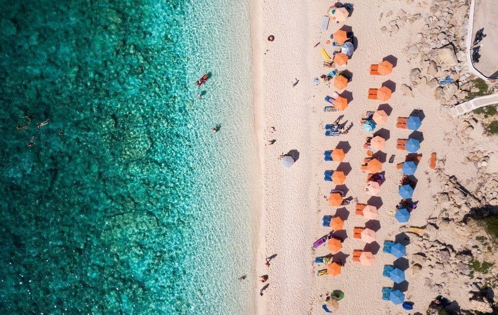 Grèce - Céphalonie - Voyage à la plage