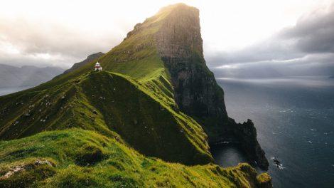 Les îles Féroé - Green Mountain - Voyage