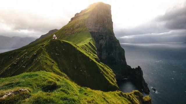 Le Isole Faroe - Green Mountain - viaggi