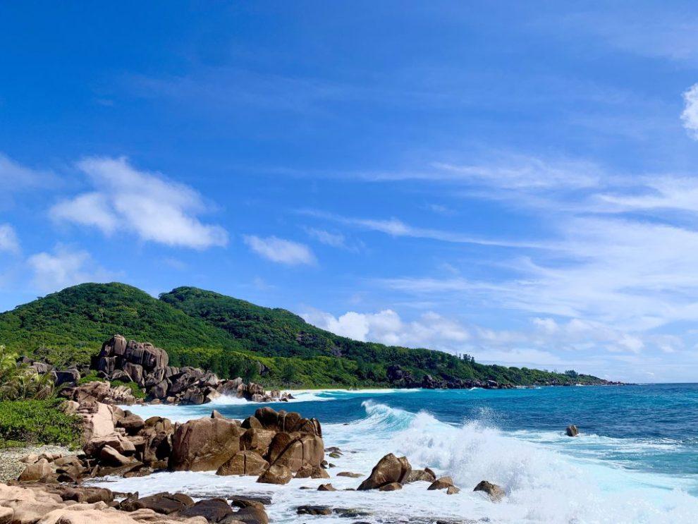 Seychelles - la digue - travel