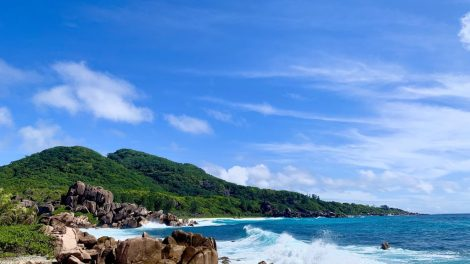 Seychelles - la digue - travel