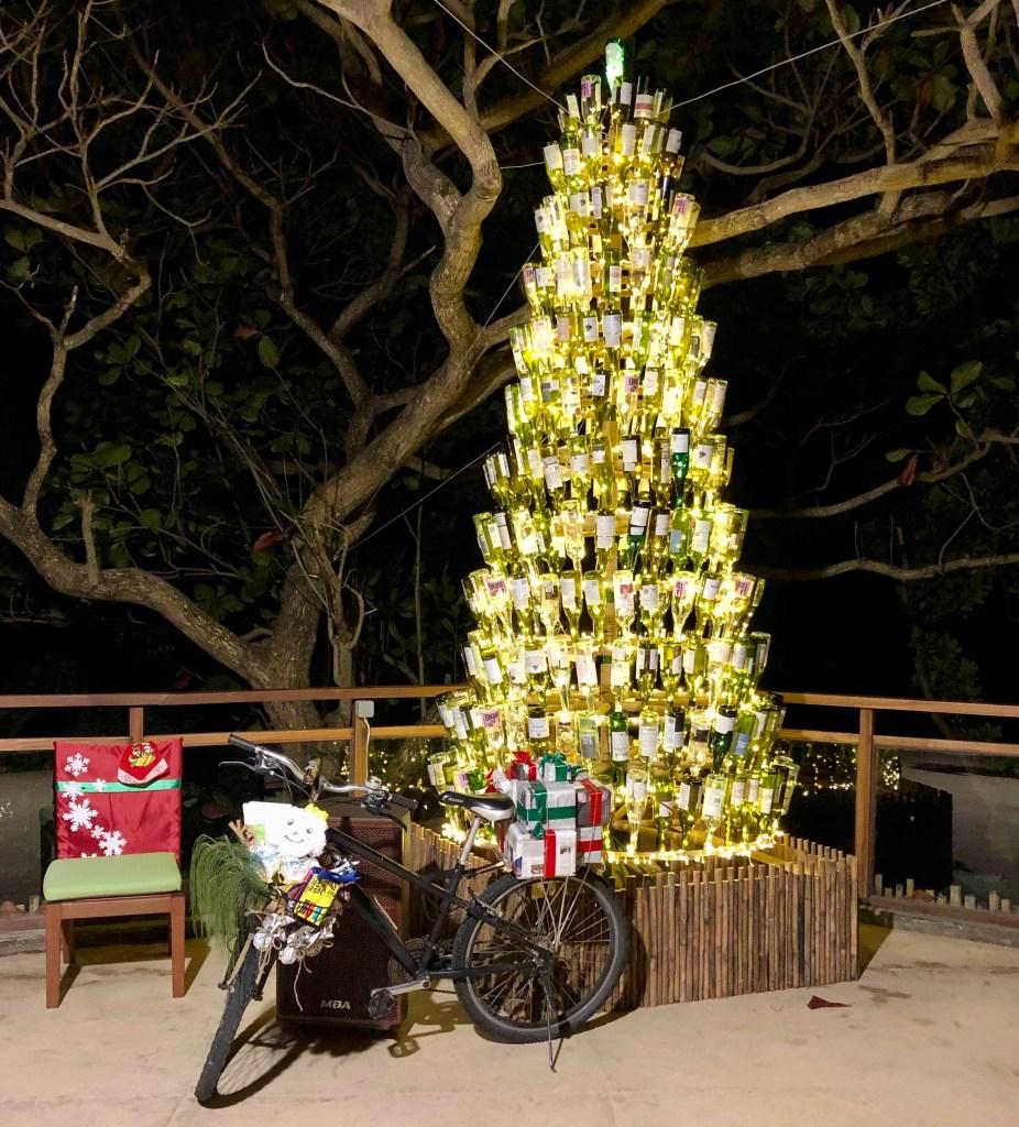 Vietnam Con Dao Jul Juletræ Rejser , Julestemning