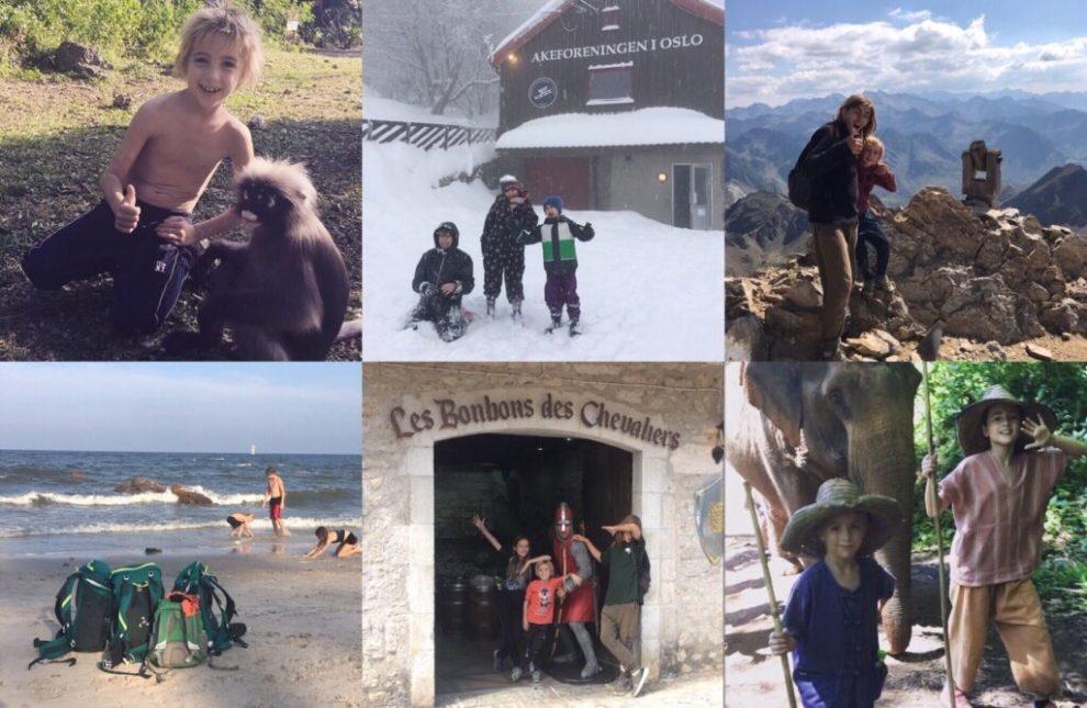 Rejseforedrag freemovingfamily Rejser