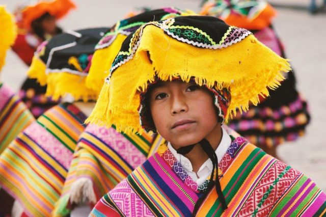 Pérou Cusco Boy Travel