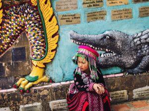 Tayland Chiang Mai Kız Seyahat
