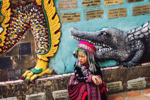 Thailand Chiang Mai Pige Rejser