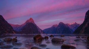 New Zealand Milford Sound Klipper Rejser