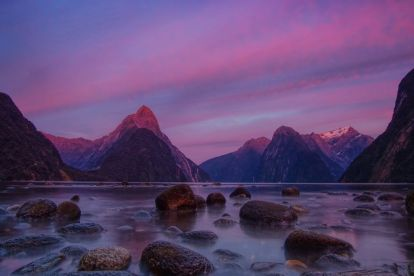 New Zealand Milford Sound Klipper Travel