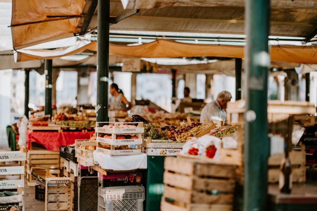 Italien, food