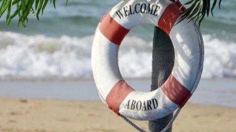 Beach, velkommen