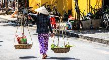 Vietnam Hoi Isang Babae na Paglalakbay