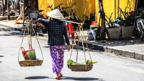 Vietnam Hoi An Woman Travel