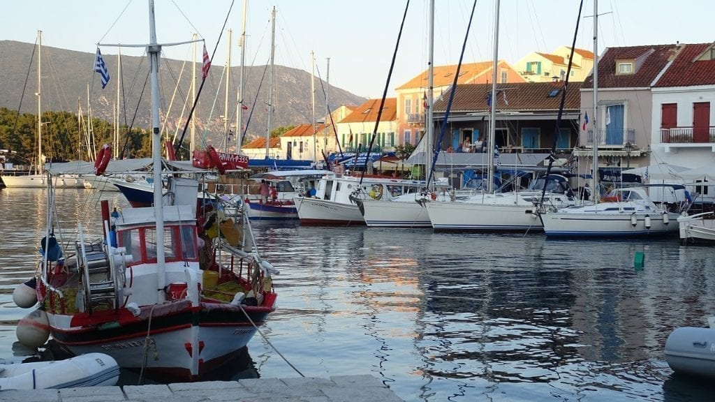 Greece - Kefallonia - Fiscardo - Travel - Greek island