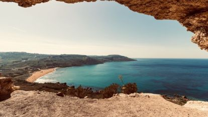 Malta Gozo beach travel