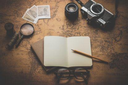 verdenskort rejser