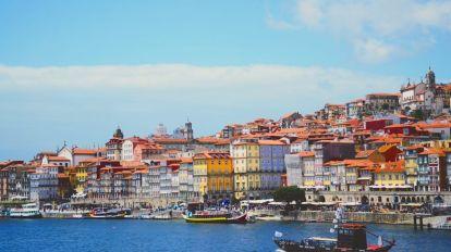Putovanje rijekom Porto