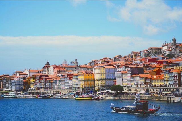 Voyage sur la rivière Porto
