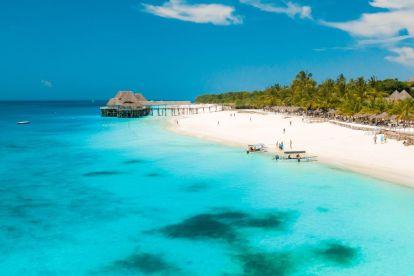 Afrika Tanzania Zanzibar strand Rejser