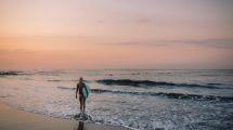Bali Strand Surfing Rejser