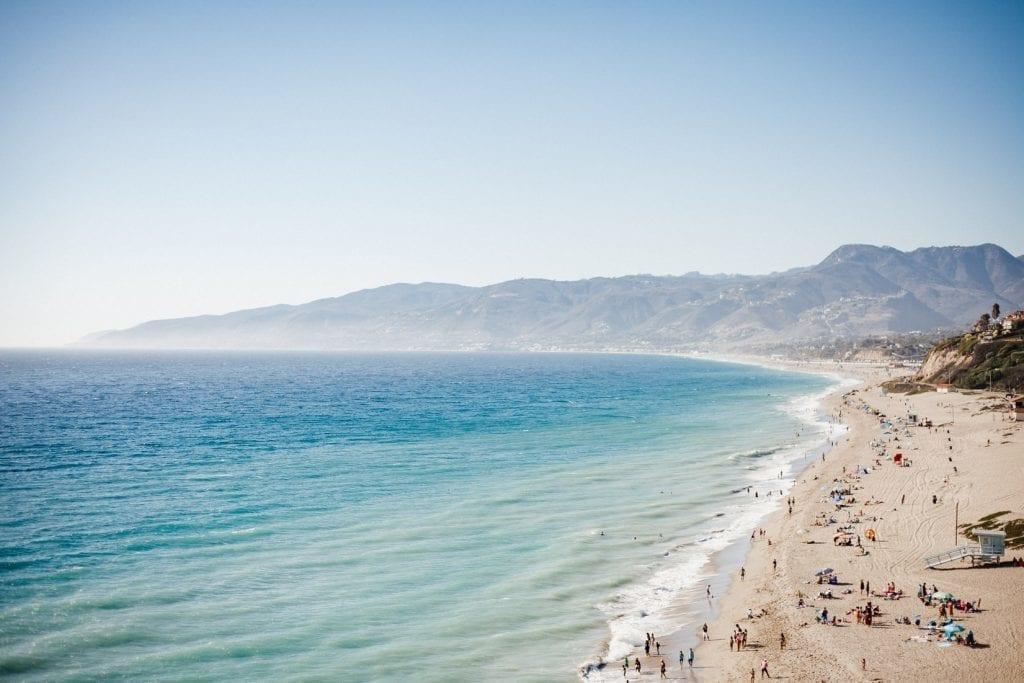ماليبو ، الشاطئ ، الولايات المتحدة الأمريكية