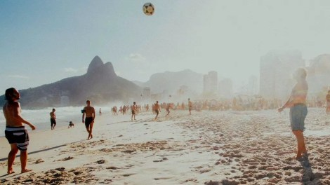 Brasilien Ipanema Strand Rejser