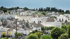 Italien Syditalien Alberobello UNESCO Rejser