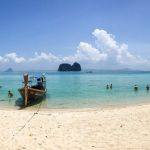 Thailand Koh Lanta Strand Rejser