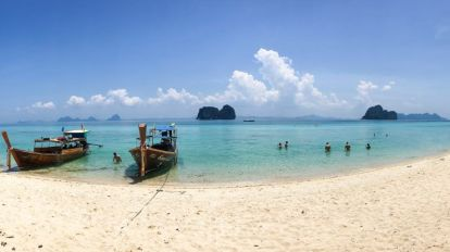 Tajland Koh Lanta Beach Travel