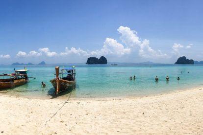 תאילנד קו לנטה ביץ 'נסיעות