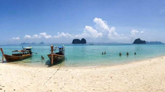 Thailand Koh Lanta Beach Travel