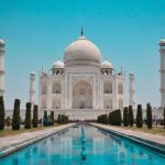 Indland - Taj Mahal - ferðalög