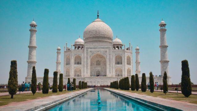 India - Taj Mahal - reise