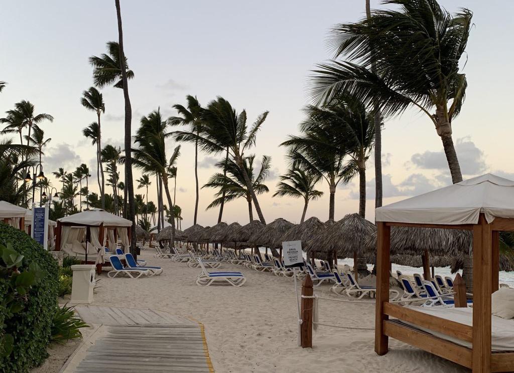 Den Dominikanske Republik Punta Cana - Rejser majestic hotel - strand - rejser