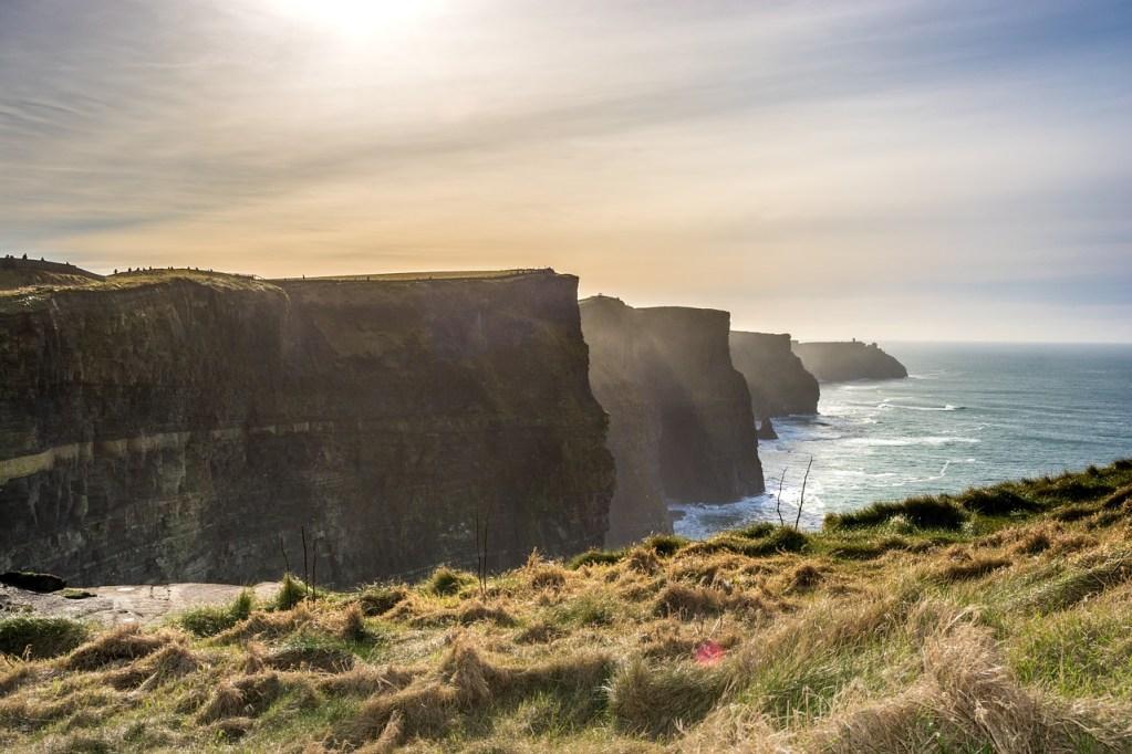 Irland - Cliffs of Moher - rejser