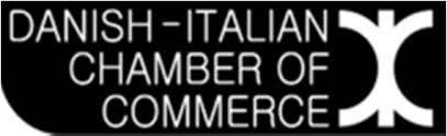 Danish italien chambre og commerce logo