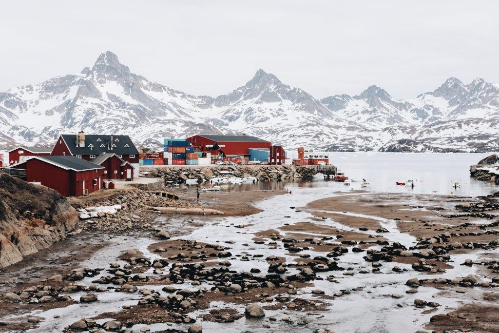 Grönland Tasiilaq Travel