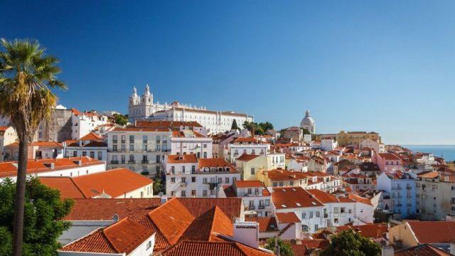 Portugal - Lisabon - Putovanja