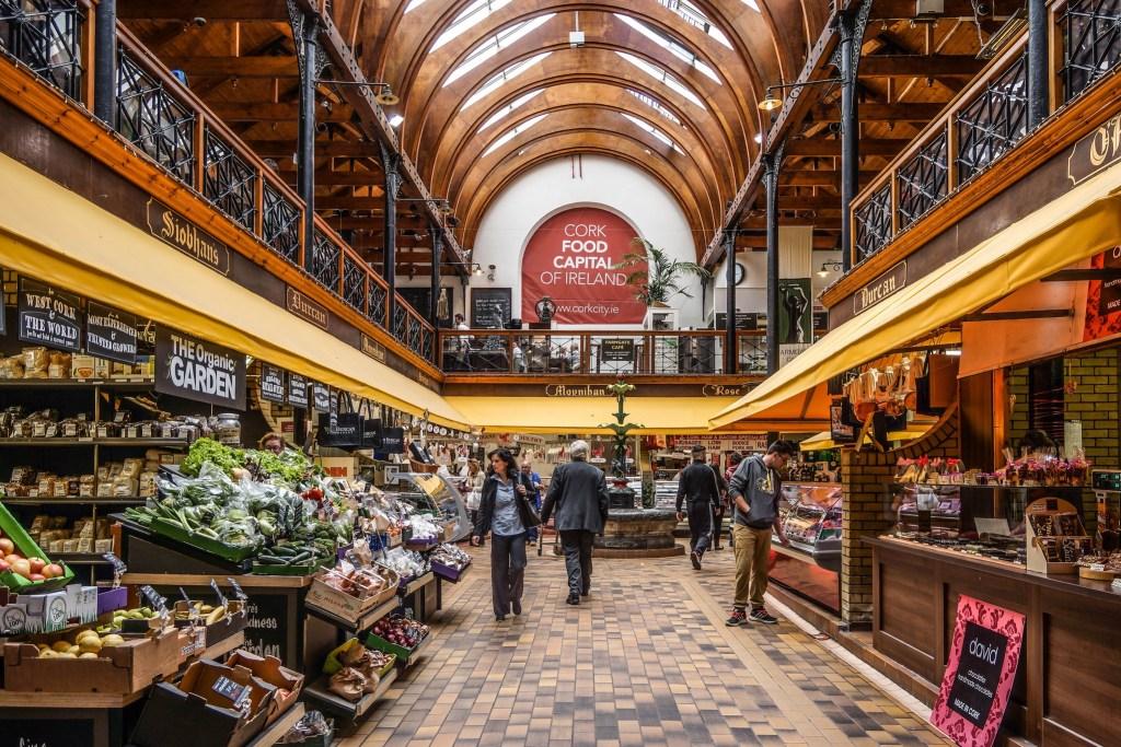Irland Cork The English Market