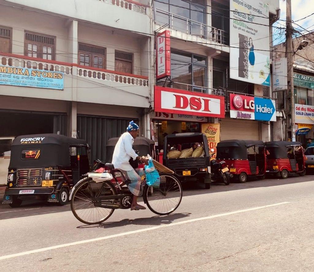 Sri lanka - tuktuk - rejser