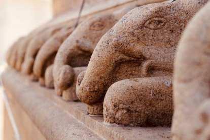 Sri lanka - Anuradhapura temple tempel - rejser