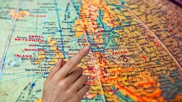 Kart over Atlas