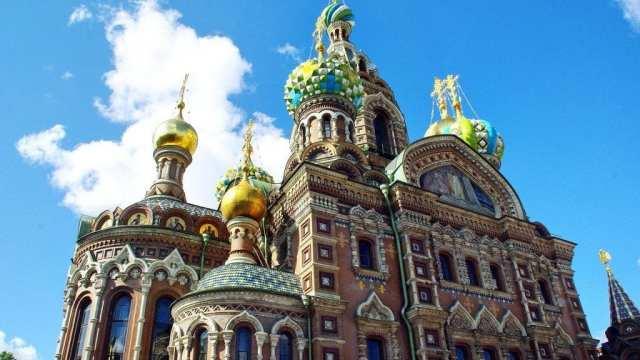 Rusland skt. petersborg rejser