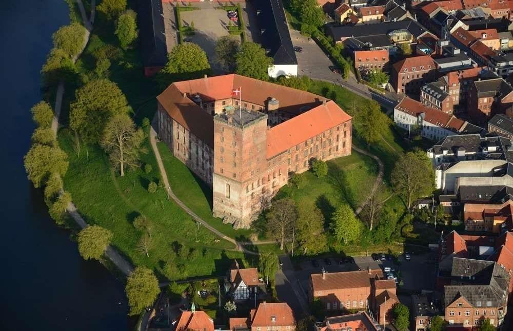 Danmark Koldinghus slot rejser